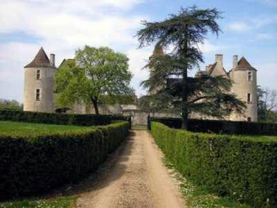 Entretien château de Couanac 46
