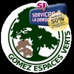 Logo Gomez Espaces verts