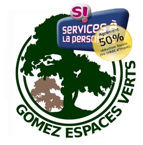 Gomez Espaces Verts Logo